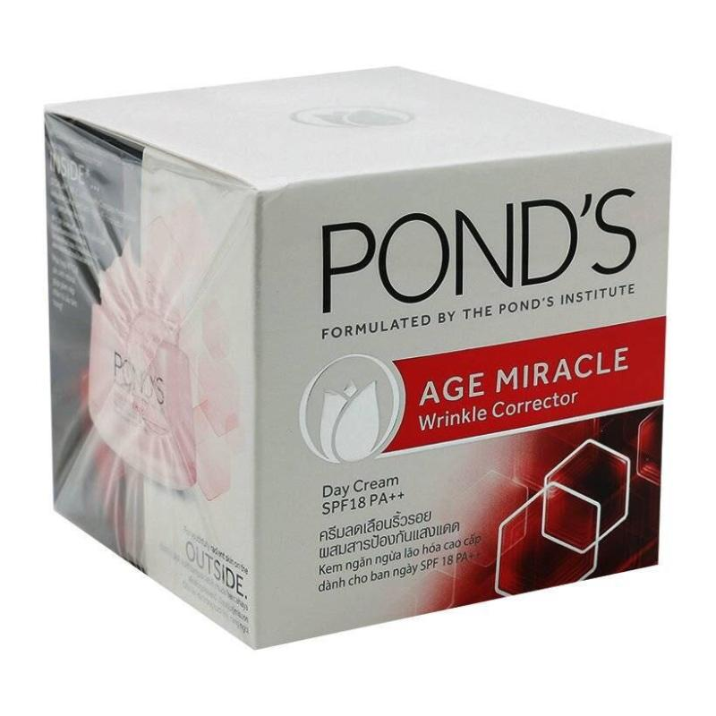 Combo 2 hộp kem Pond's dưỡng da ngăn ngừa lão hoá 10g nhập khẩu