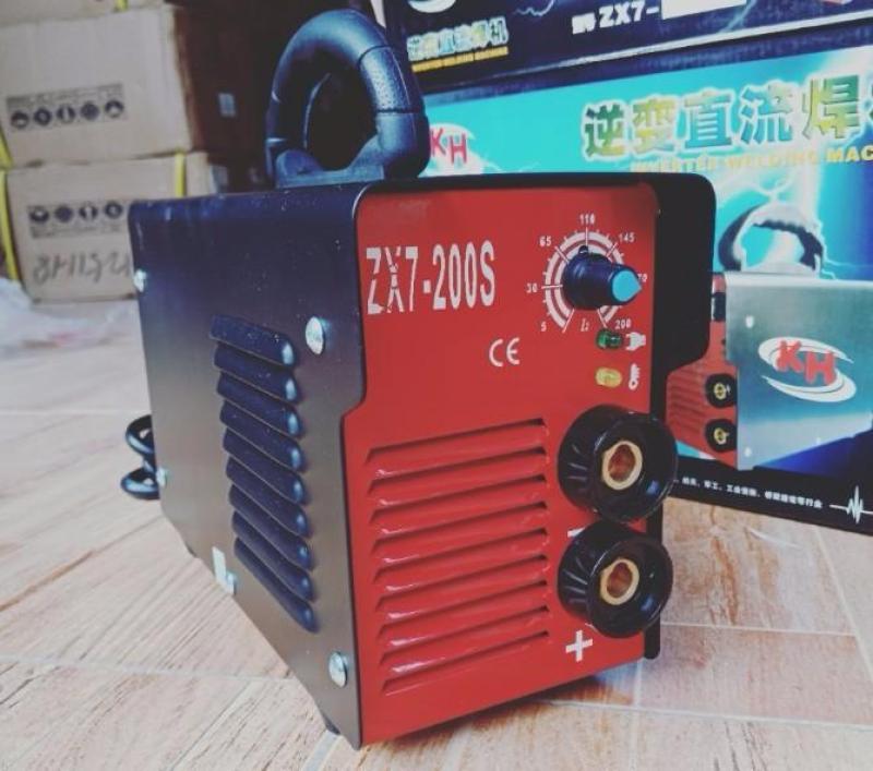 Máy hàn điện tử ZX7-200a giá rẻ - may han dien tu gia re 1