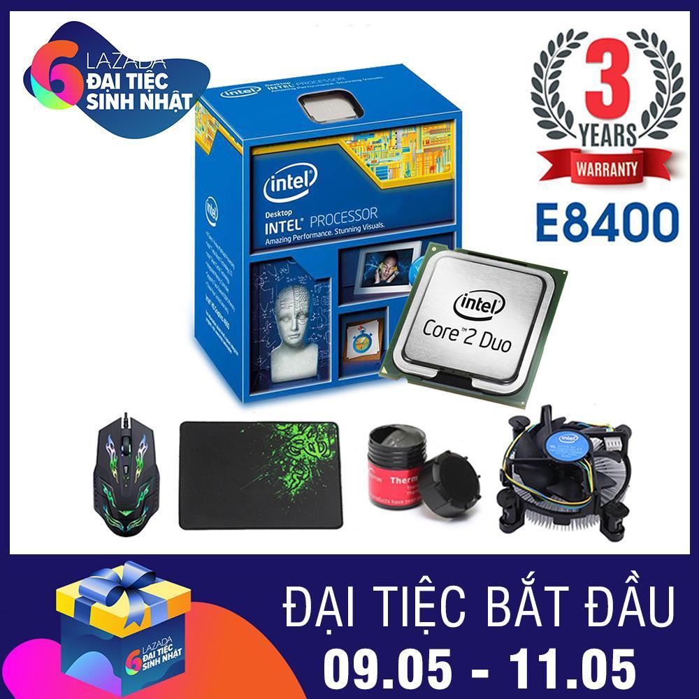 Bán Bộ Vi Xử Lý Intel Cpu Core 2 Duo E8400 3 Ghz 2 Loi 2 Luồng Qua Tặng Hang Nhập Khẩu Rẻ Trong Hồ Chí Minh