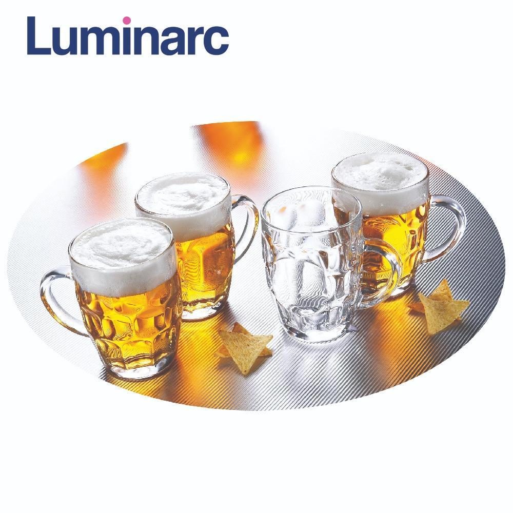 Cửa Hàng Bọ 6 Ly Bia Thủy Tinh Luminarc Britannia 290Ml 15706 Trong Suốt Trong Hồ Chí Minh