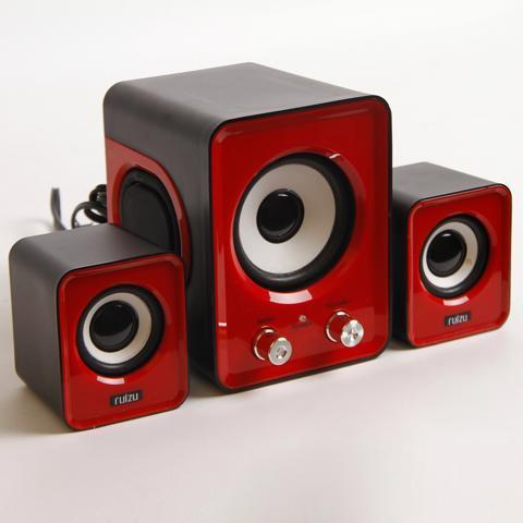 Hình ảnh Dàn loa vi tính 2.1 Multimedia 3D Sound RUIZU G20 (Hãng phân phối chính thức)