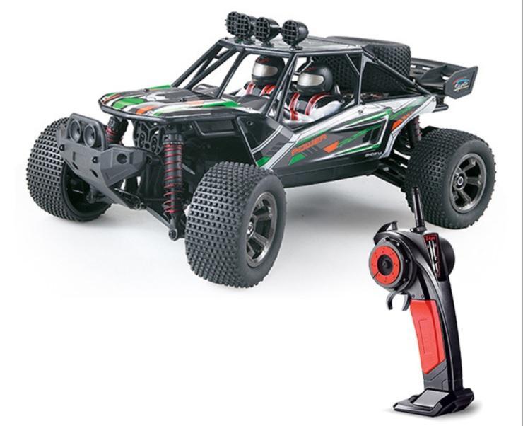 Hình ảnh Xe ô tô điều khiển tốc độ cao hai cầu Monter truck S9120 tỷ lệ 1:12
