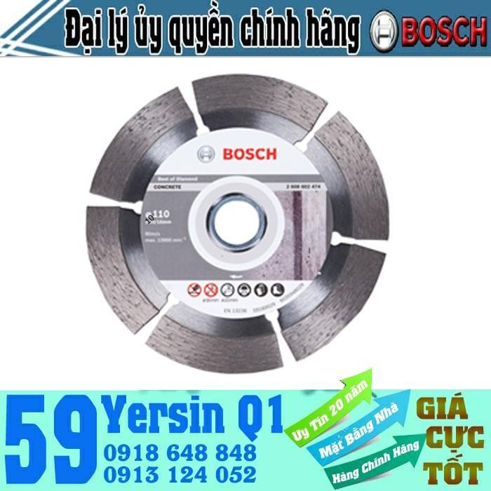 Đĩa cắt kim cương để xử lý Bê tông Bosch 2608602199