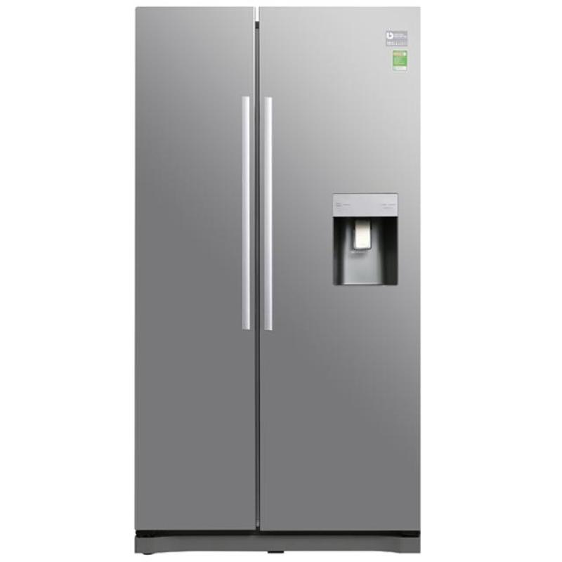 Tủ lạnh SBS Samsung RS52N3303SL/SV 539 Lít
