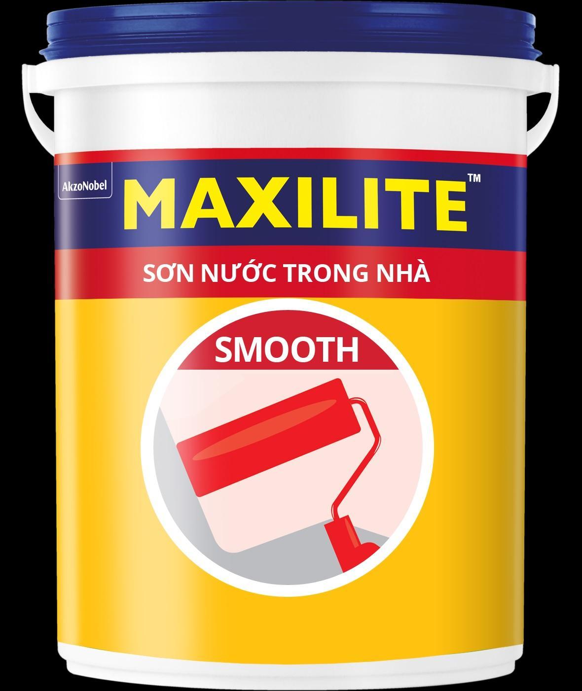 Hình ảnh Sơn nước trong nhà Maxilite Smooth