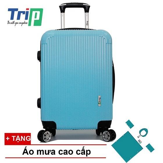 Giá Bán Vali Trip P807A Size 50Cm 20Inch Xanh Ngọc Mới Rẻ