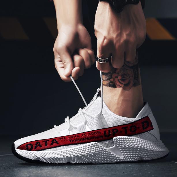 Hình ảnh Giày thể thao sneaker nam D56
