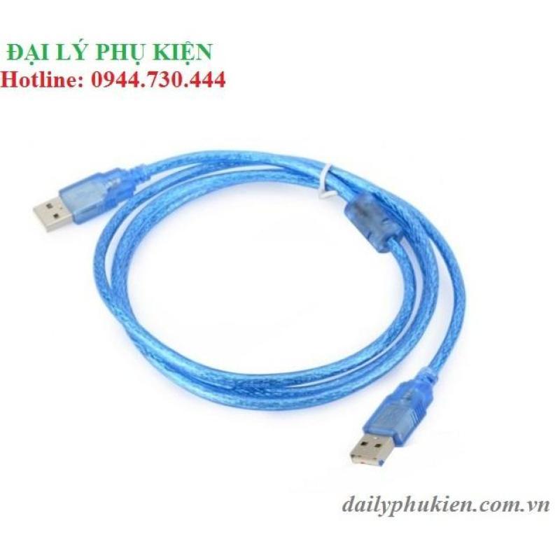 Bảng giá Cáp Nối Dài USB 2 Đầu Đực 1.5M Chống Nhiễu Phong Vũ
