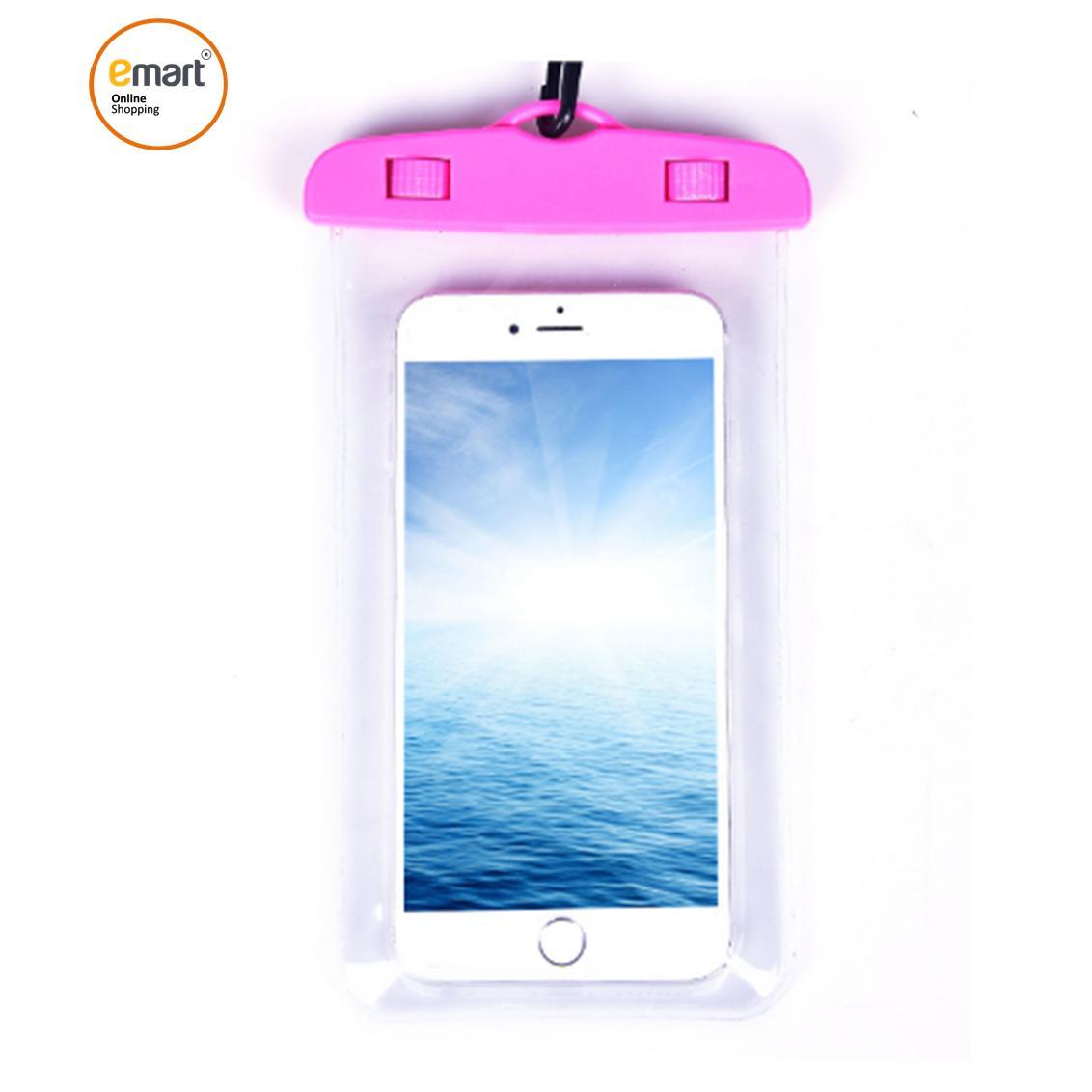 Hình ảnh Túi chống nước 100% cho mọi loại điện thoại, Trong suốt (Màu Tùy Chọn)