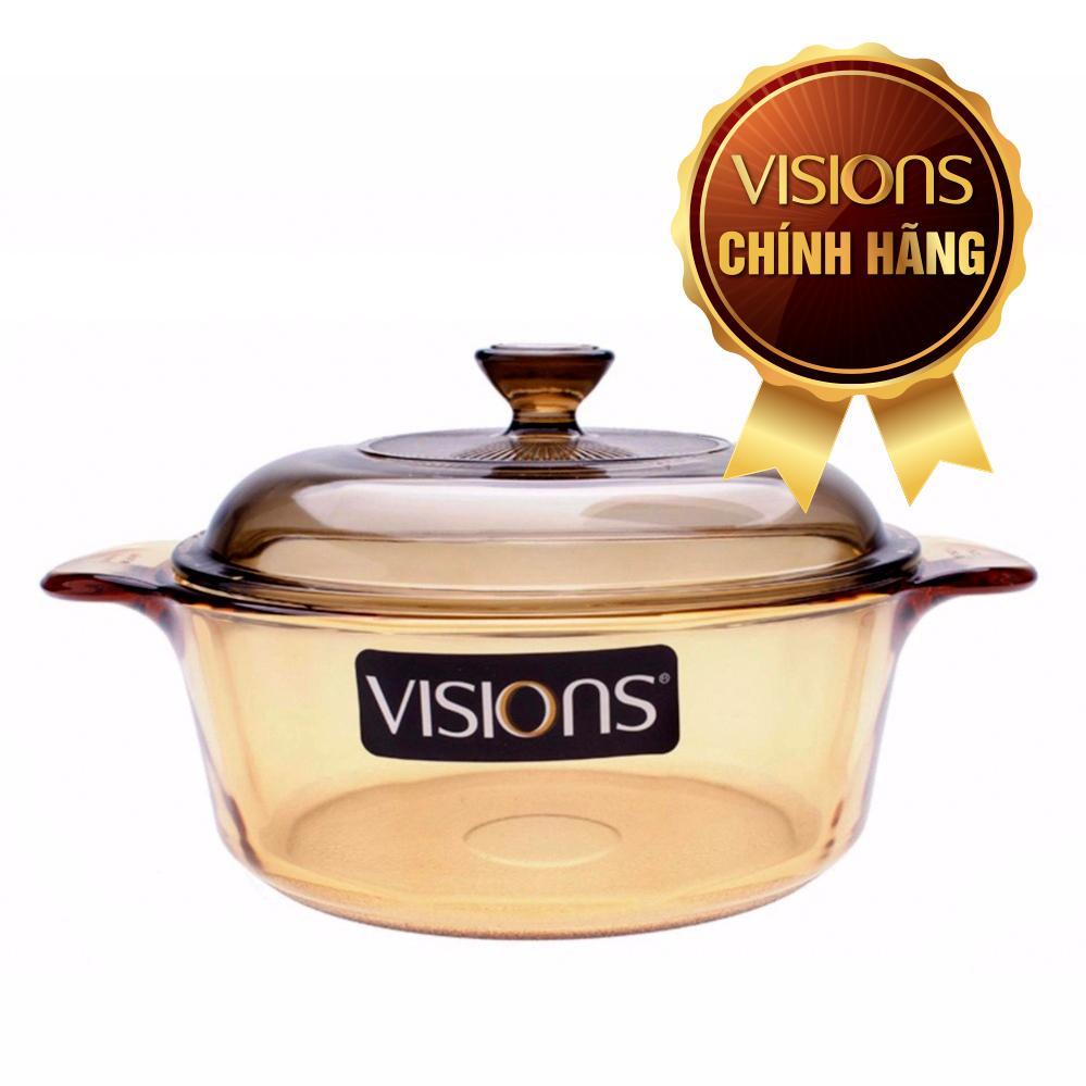 Cửa Hàng Nồi Thuỷ Tinh Visions 1 25L Vs 12 Visions Trong Hồ Chí Minh