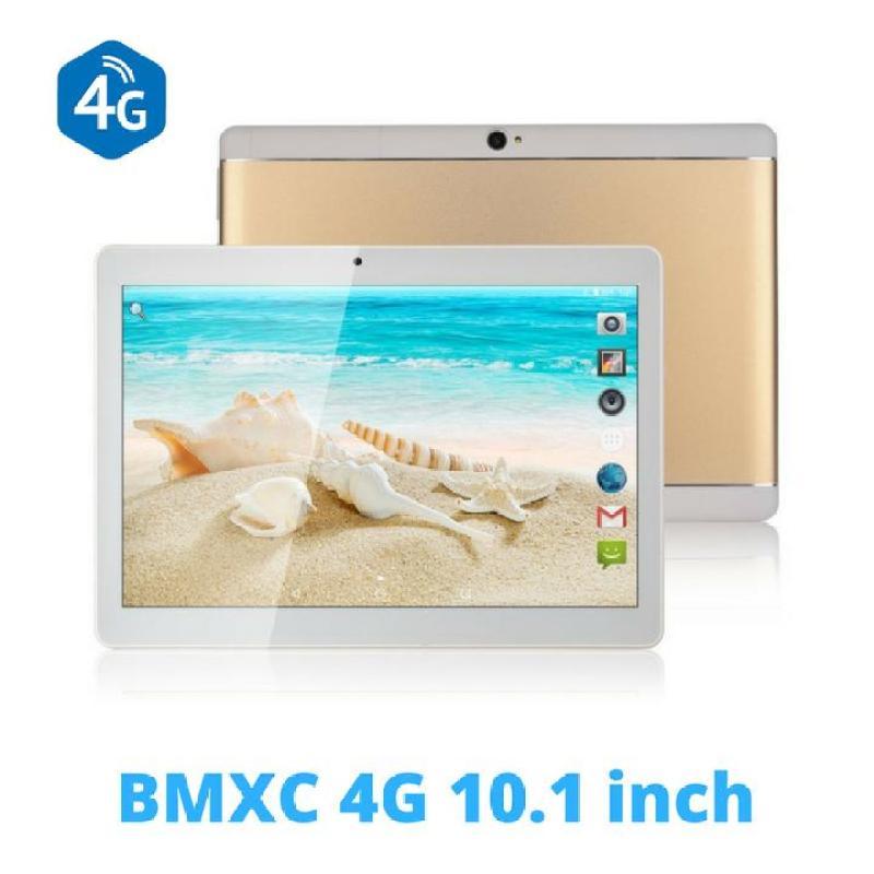 Máy tính bảng BMXC 4G - MT6737, 4GB RAM, Android 7.0, 10.1 inch + Tặng bao da