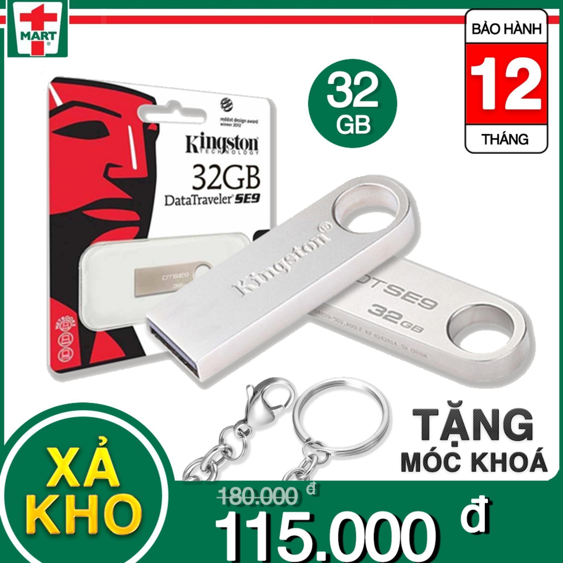 [32gb] USB Kingston DataTraveler SE9 32GB  - Bảo hành 12 tháng lỗi 1 đổi 1