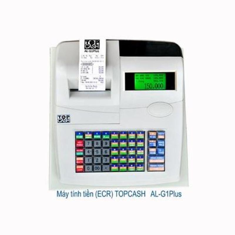 Máy tính tiền Topcash AL-G1 Plus (Trắng) All in one