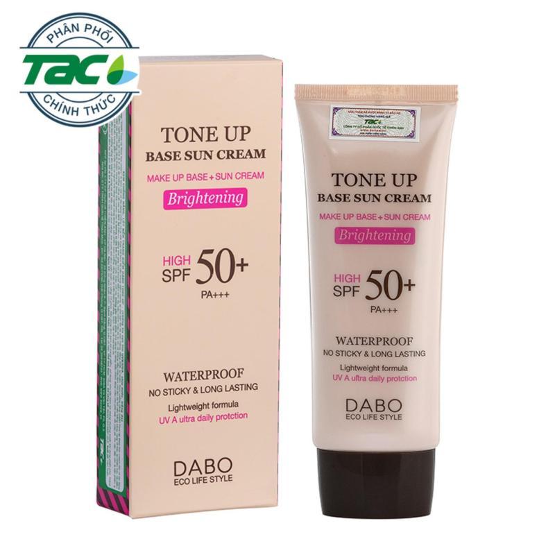 Kem chống nắng lót nền trang điểm DABO Tone-Up nhập khẩu