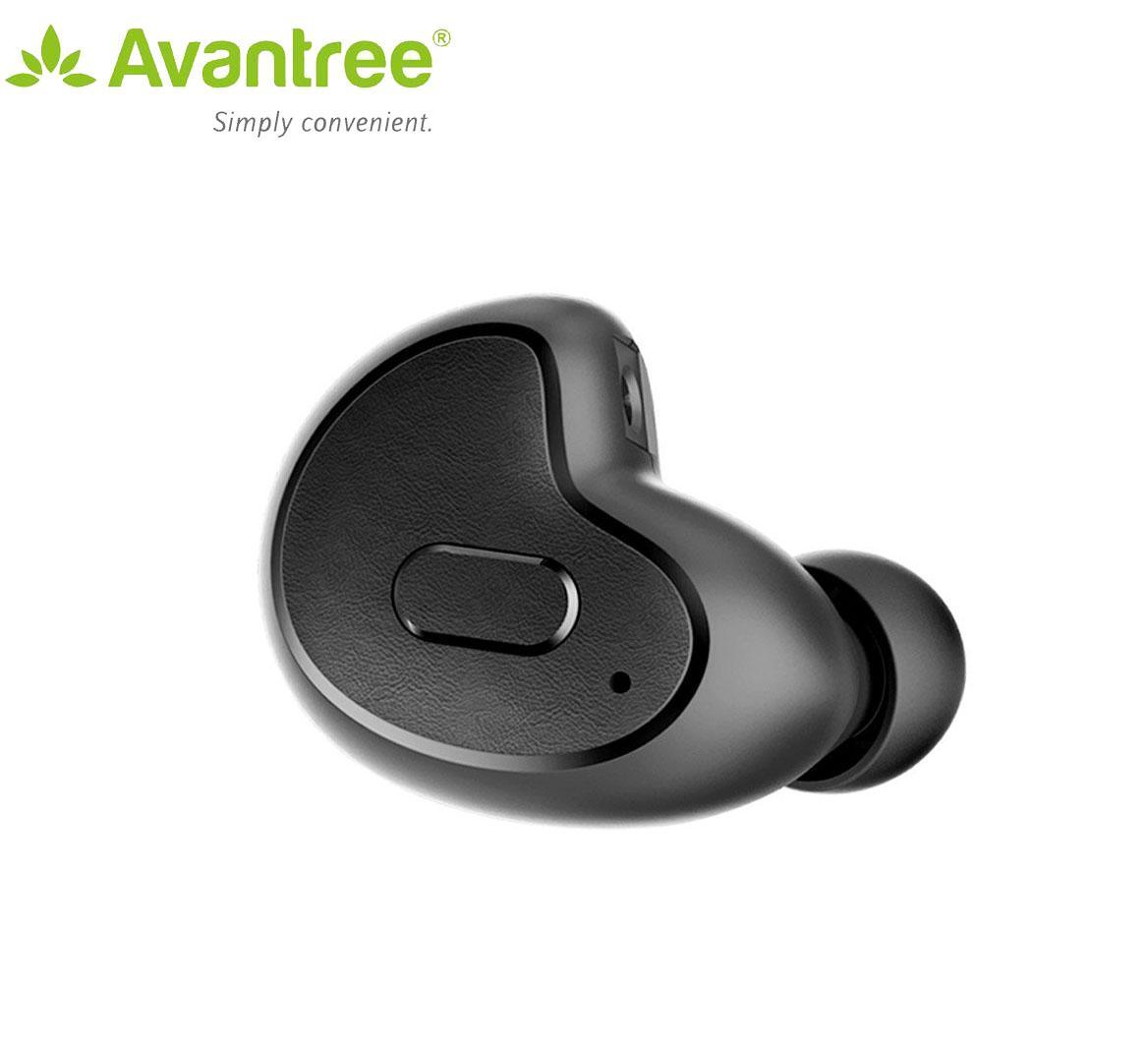 Bán Tai Nghe Khong Day Bluetooth 4 1 Nhỏ Gọn Avantree Apico Bths Ah8M A1859 Mau Đen