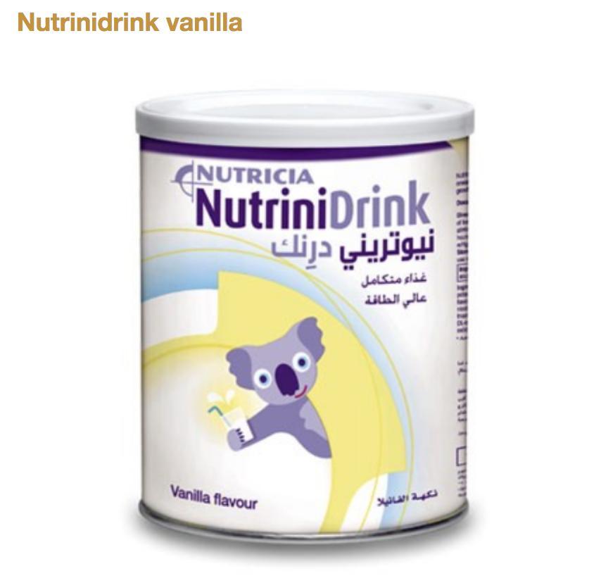 Nutrinidrink Vanilla