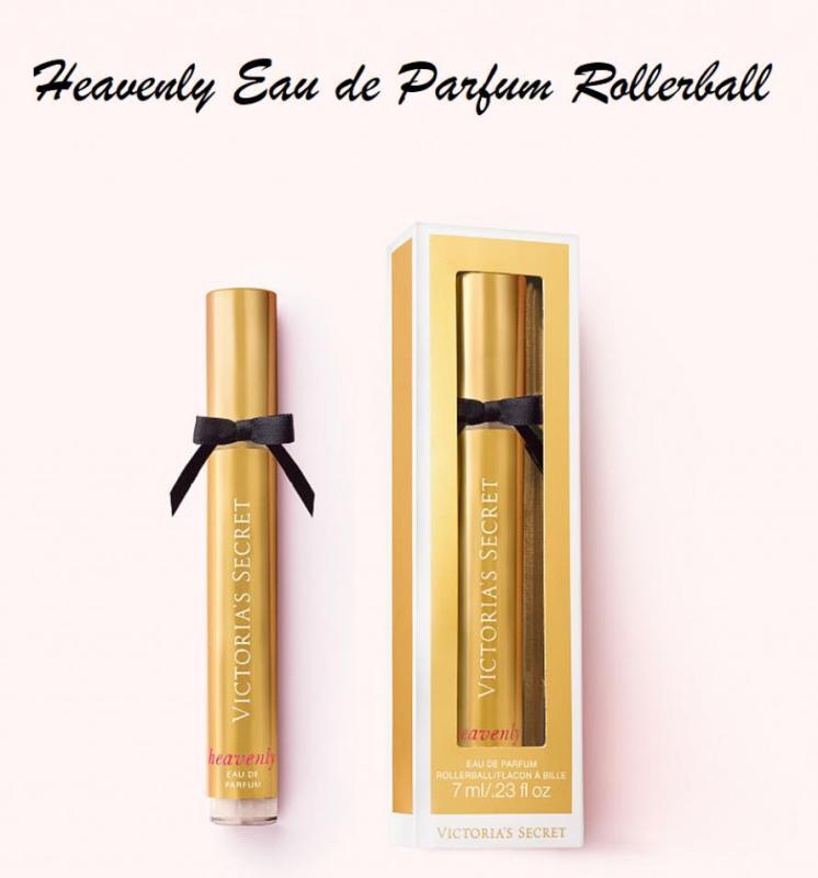 Nước Hoa Dạng Lăn Victorias Secret Eau De Parfum Rollerball 7ml #Heavenly
