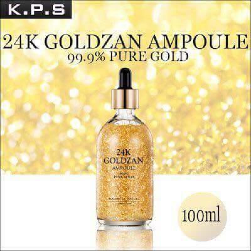 Tinh chất dưỡng da 24k Goldzan Collagen
