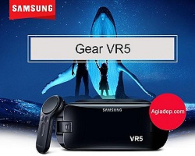 Hình ảnh Samsung Gear VR5 (Đẳng cấp cao)