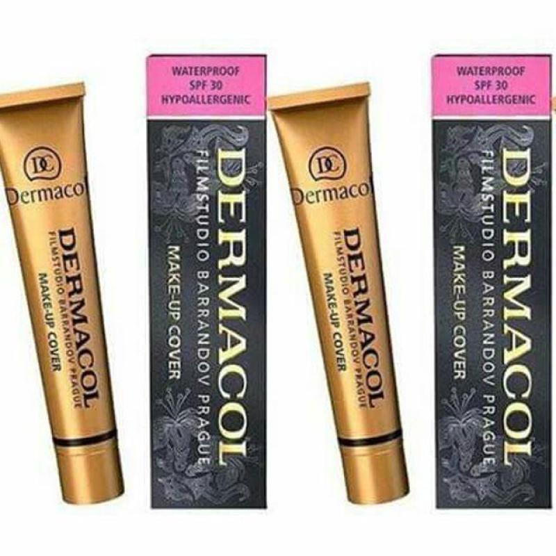 Kem nền che khuyết điểm hoàn hảo Dermacol Make up Cover SPF30 nhập khẩu