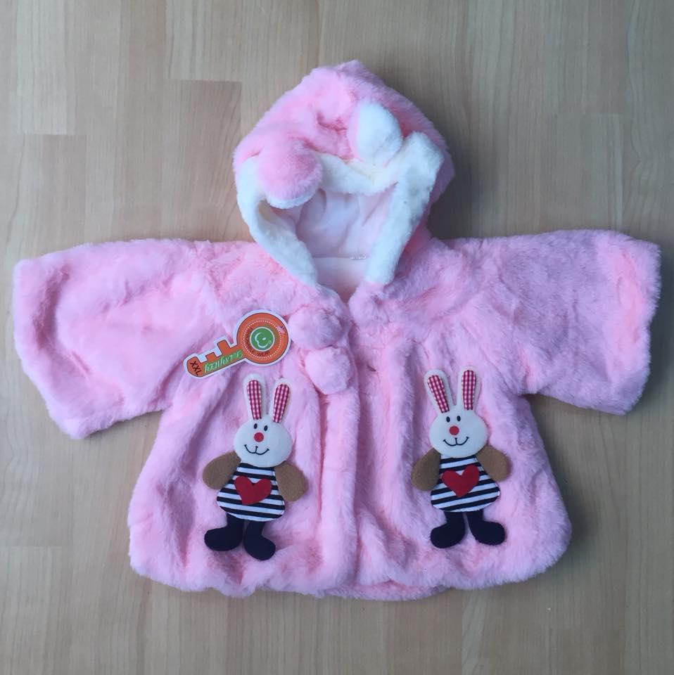 Giá bán Áo khoác lông CAO CẤP, mặc ấm cho bé 6-10kg.