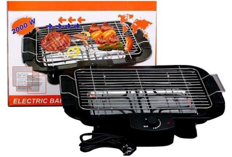 Bảng giá Bếp nướng điện cao cấp không khói Electric barbecue grill 2000W akas Điện máy Pico