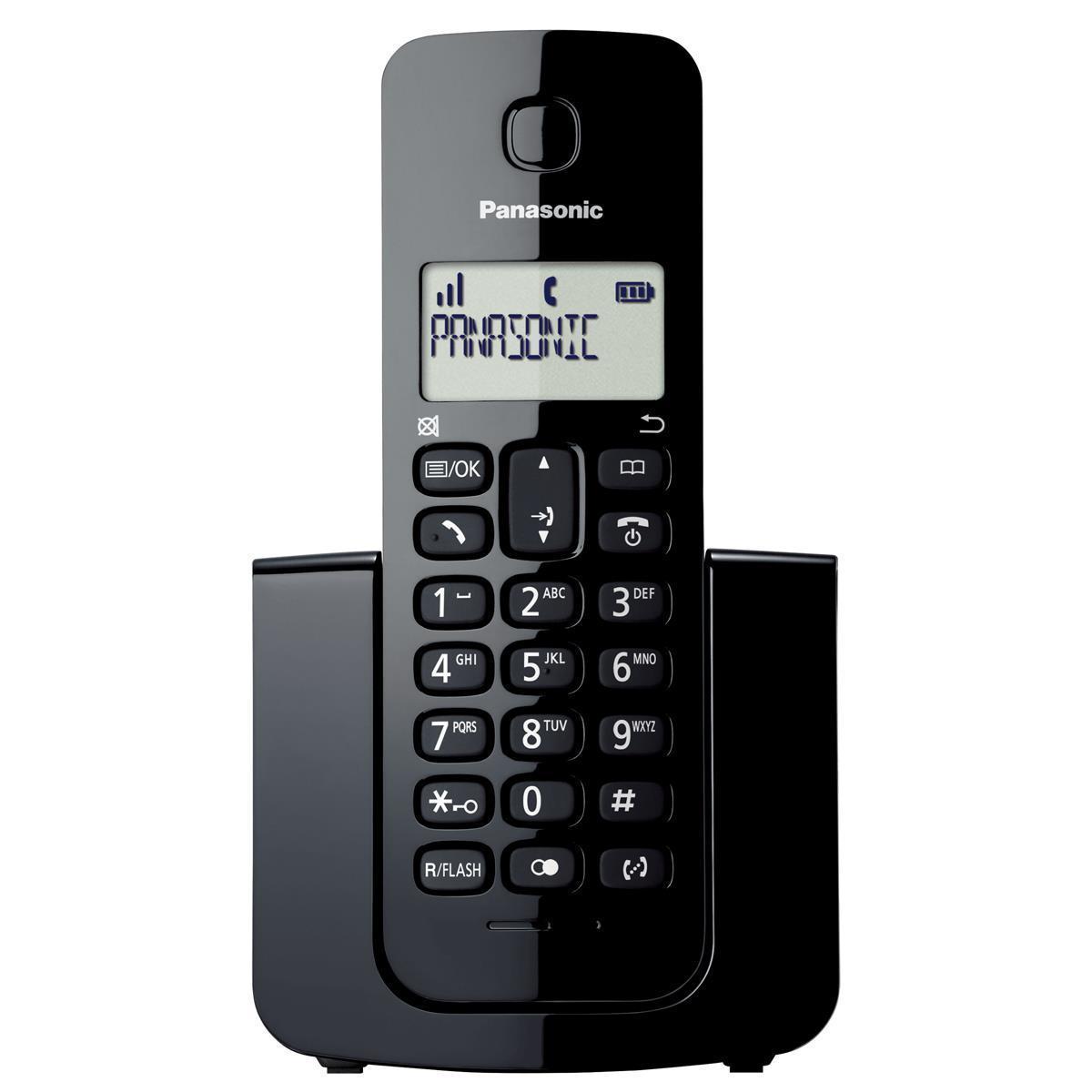 Hình ảnh Điện thoại bàn không dây Panasonic KX-TGB110