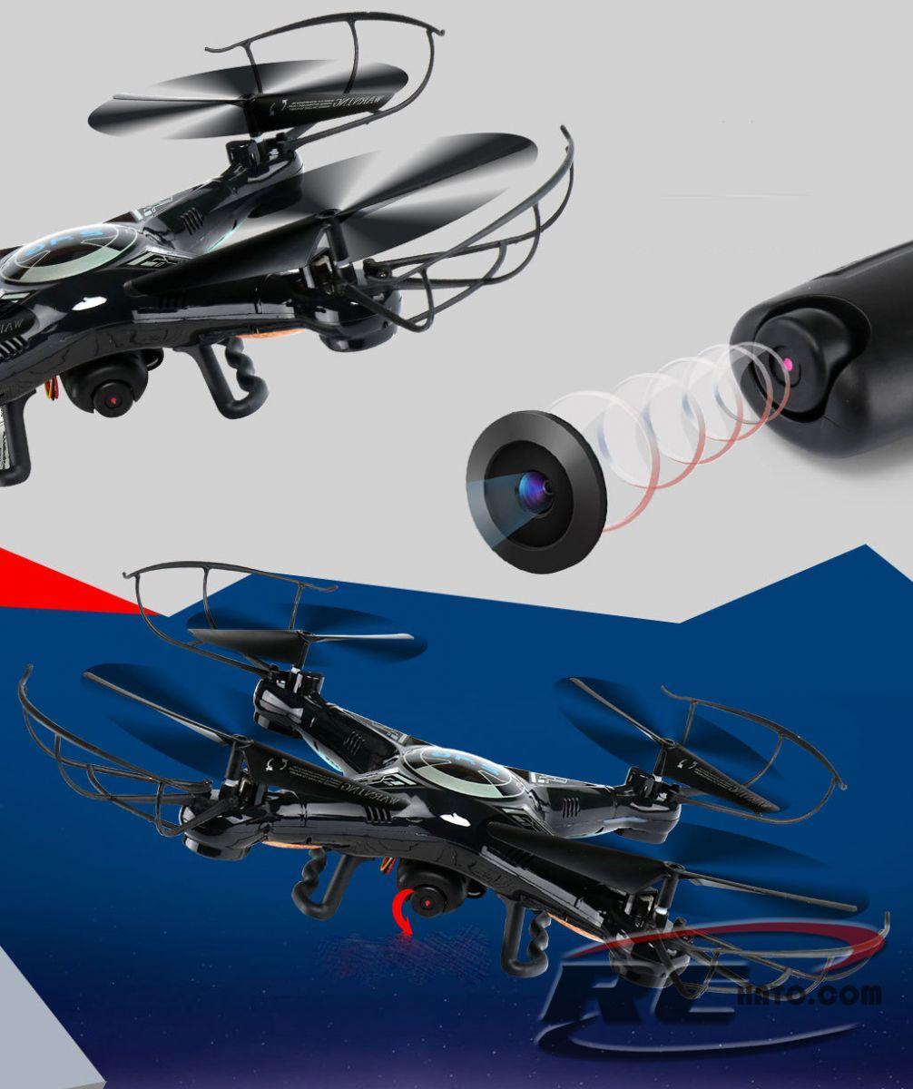 Hình ảnh Camera Wifi cho Flycam X5C-1 hoặc tương đương, Tần số sóng 2.4G. Hoàng Long Store
