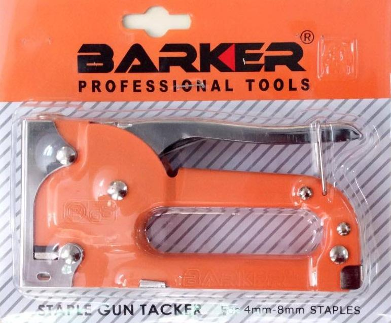 Hình ảnh Bắn ghim cầm tay BARKER cam