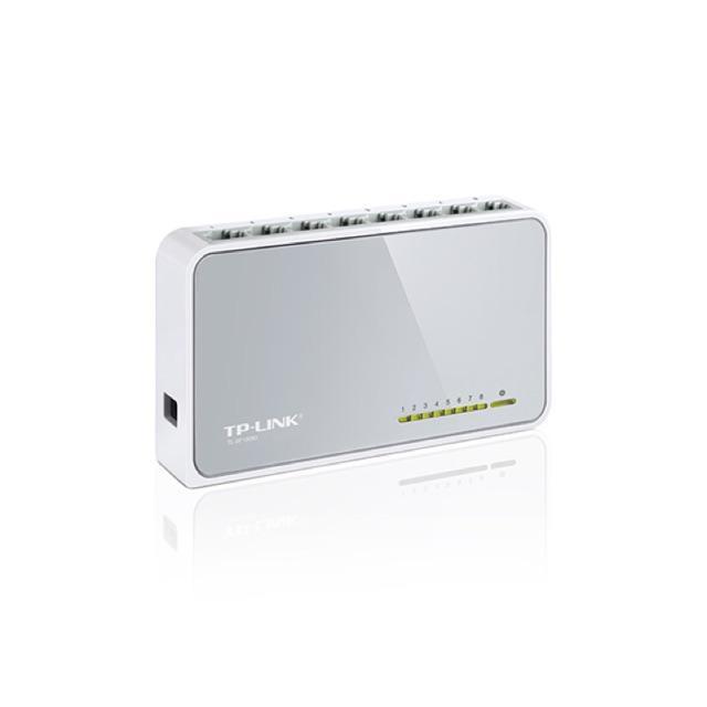 Hình ảnh TP-Link Switching 10/100 - 8 Port