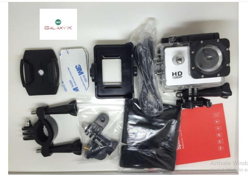 Camera hành trình Sport Cam HD 1080P phân phối bởi GALAXYK chất lượng khổi phải bàn :)))