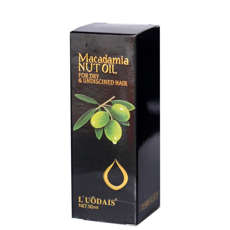 Tinh dầu dưỡng tóc mềm mượt từ hạt Macca nguyên chất (50ml) cao cấp