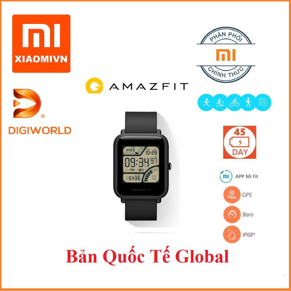 Hình ảnh Đồng hồ thông minh Xiaomi Amazfit Bip - Chính hãng Digiworld