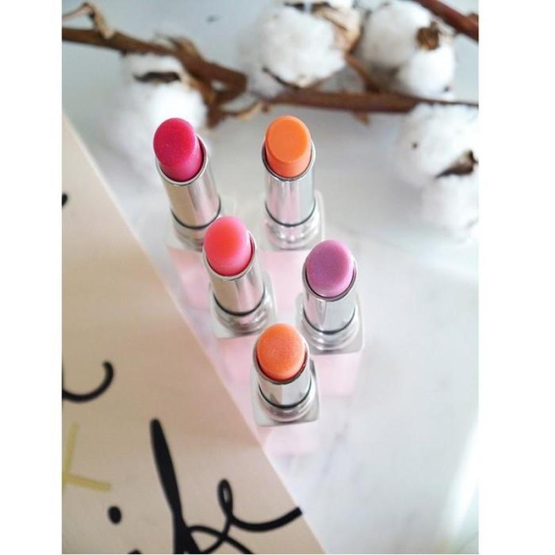 Son dưỡng Dior Addict Lip Glow Color Holo Glow 009 Holo Purple nhập khẩu