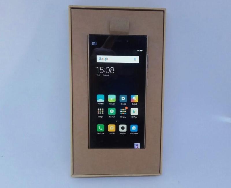 Xiaomi Mi 3 Ram 2GB - Hàng nhập khẩu