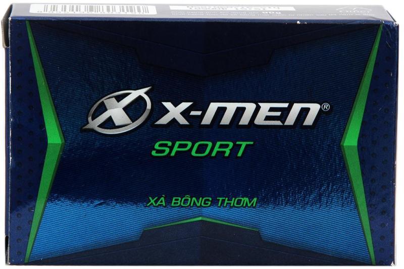 Xà bông thơm X-Men 90g