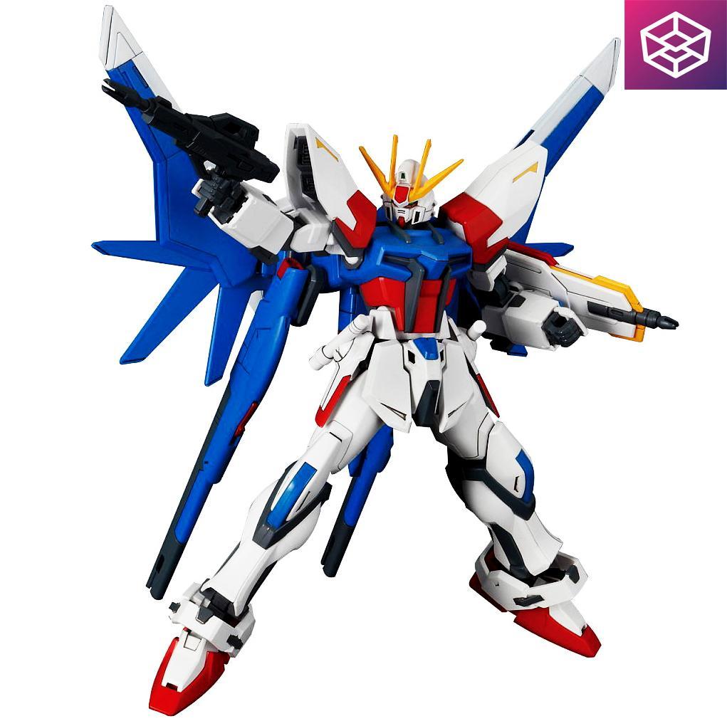 Mo Hinh Lắp Rap Gundam Bandai Hgbf 001 Build Strike Gundam Full Package Bandai Hg Gundam Rẻ Trong Hà Nội