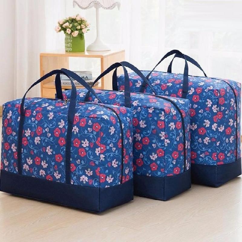 Set 3 túi 3 kích thước đựng chăn, màn, quần áo Quilt Bag