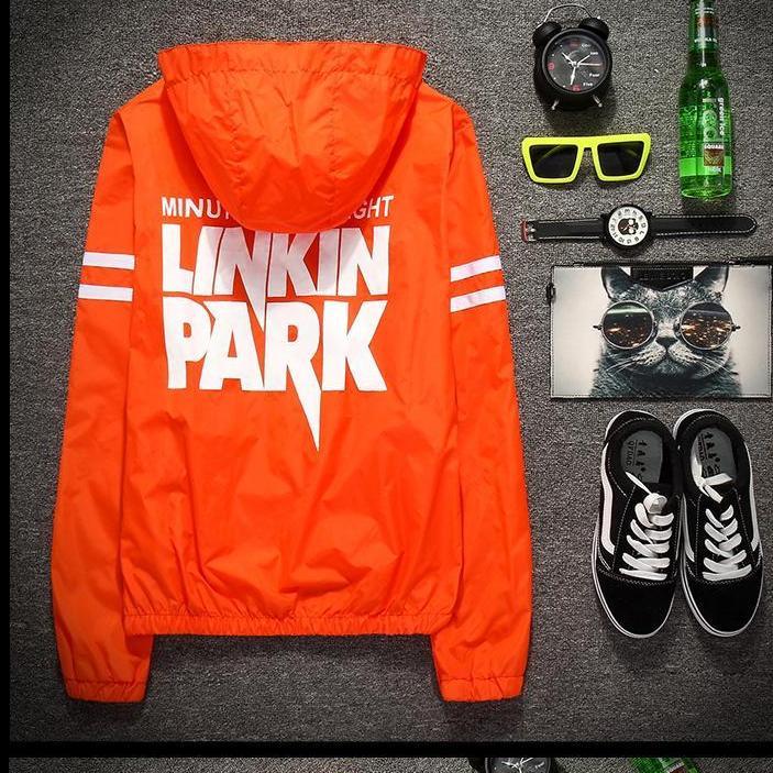 Aó Khoác Nam Linkin Park Hai Lớp Thiết Kế Hiện đại [tổng Hợp Chất đep + Video+hình Thật ] HĐ6886 By HẢi ĐĂng Fashion.