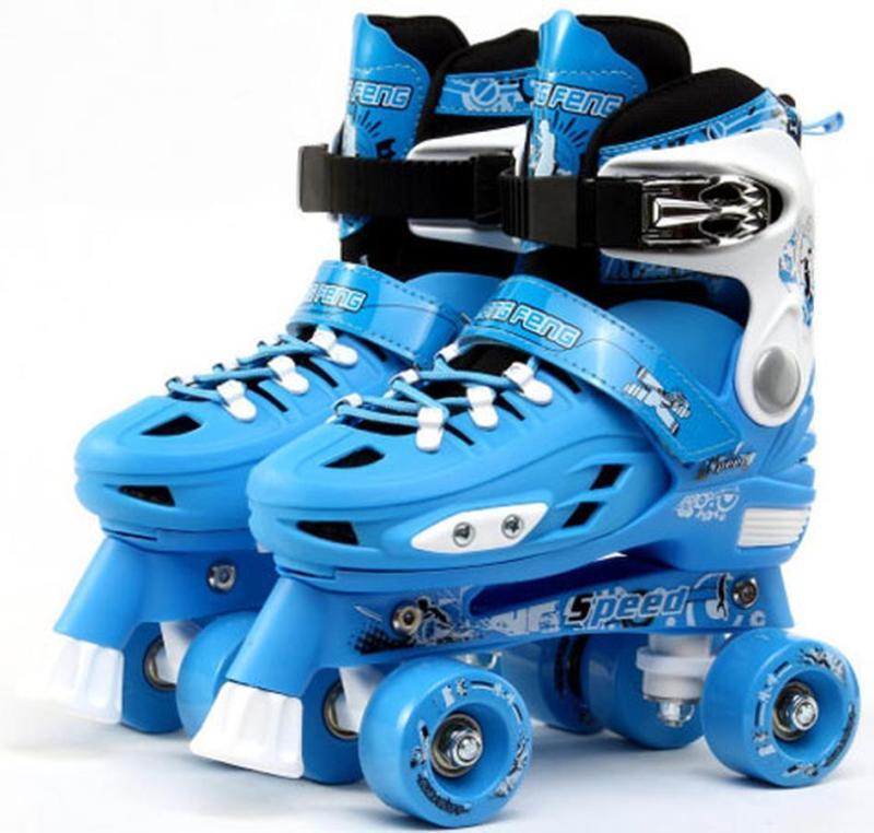 Phân phối Giày trượt patin 4 bánh ngang cho bé mới tập trượt không lo bị ngã