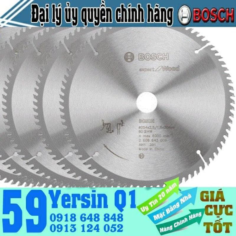 Lưỡi cưa gỗ chuyên dụng Bosch 2608642972 160 x 25.4 x 16 ; 19 ; 20
