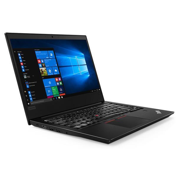 Laptop Lenovo Thinkpad E480 20KN005GVA i5 8250U/4GB/1TB/14.0/FP/Dos/Đen
