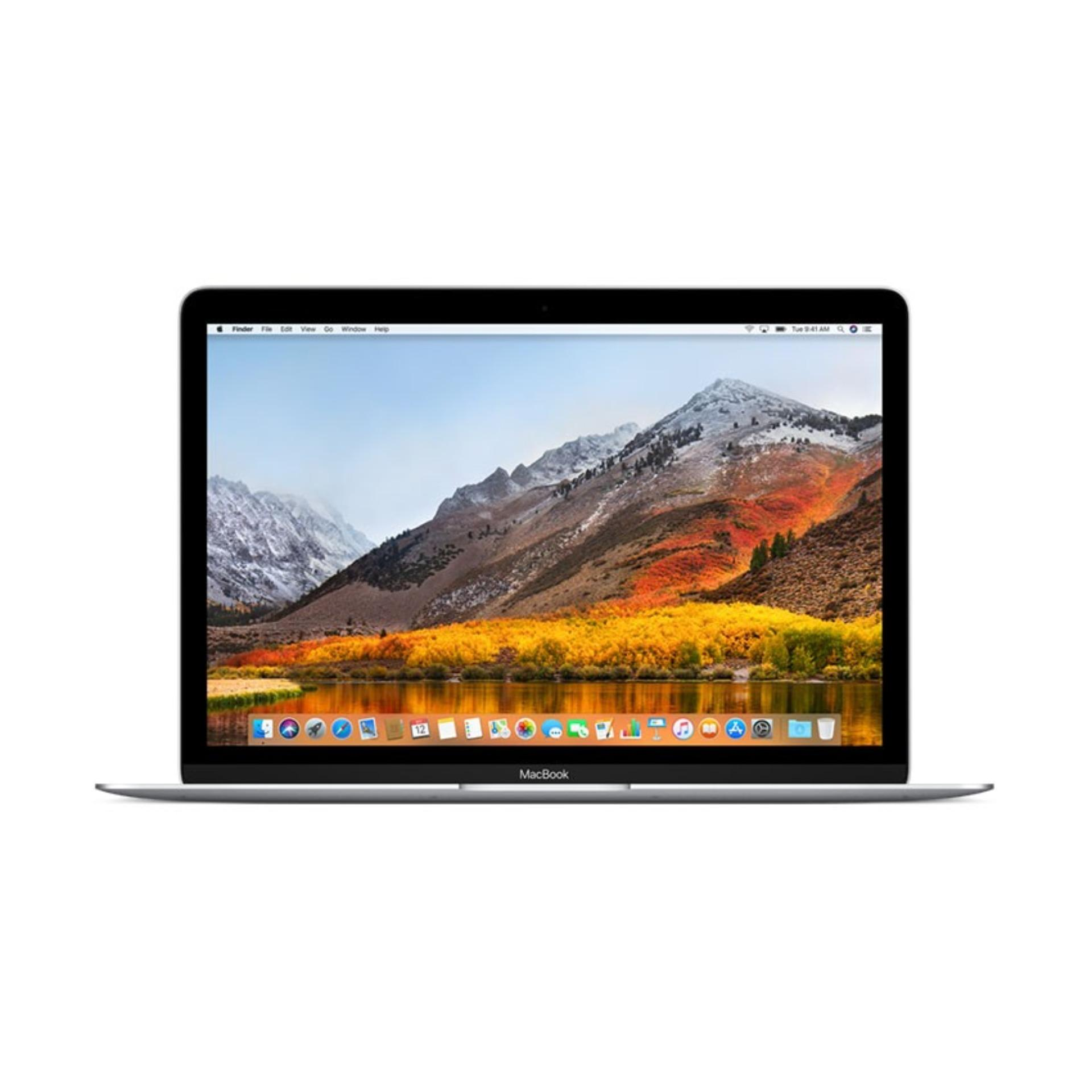 Hình ảnh Apple MacBook 12-inch 1.2GHz dual-core Intel Core m3 256GB Silver