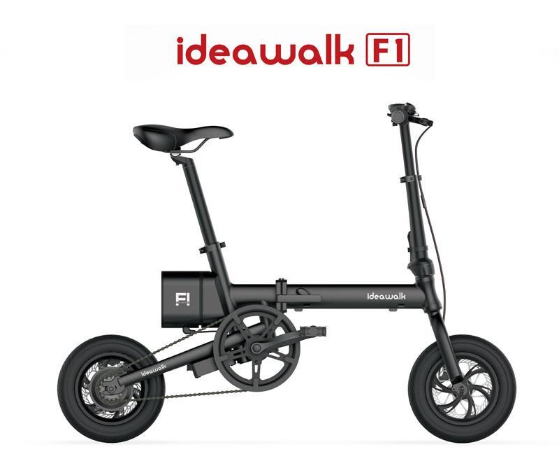Xe Đạp Điện Gấp Ideawalk F1 ( Nhiều Màu )