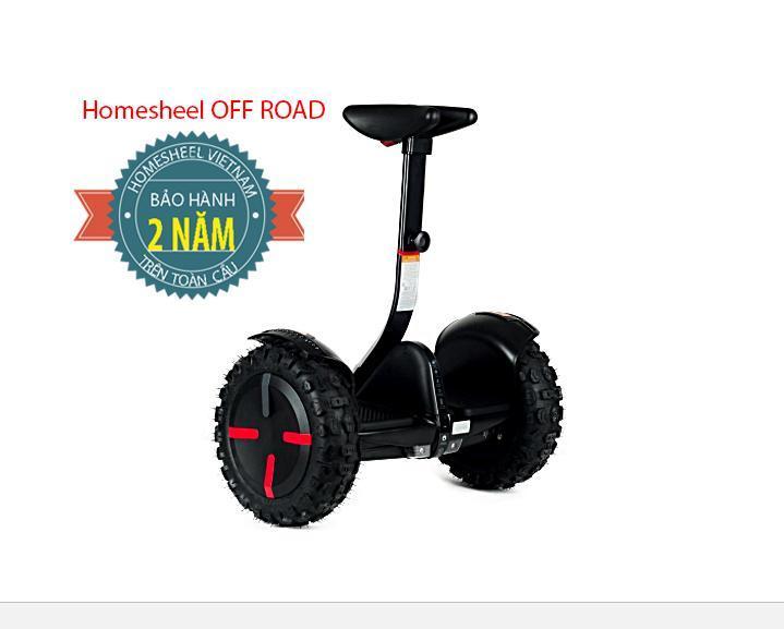 Xe điện cân bằng Homesheel Mini 8 phiên bản 2019