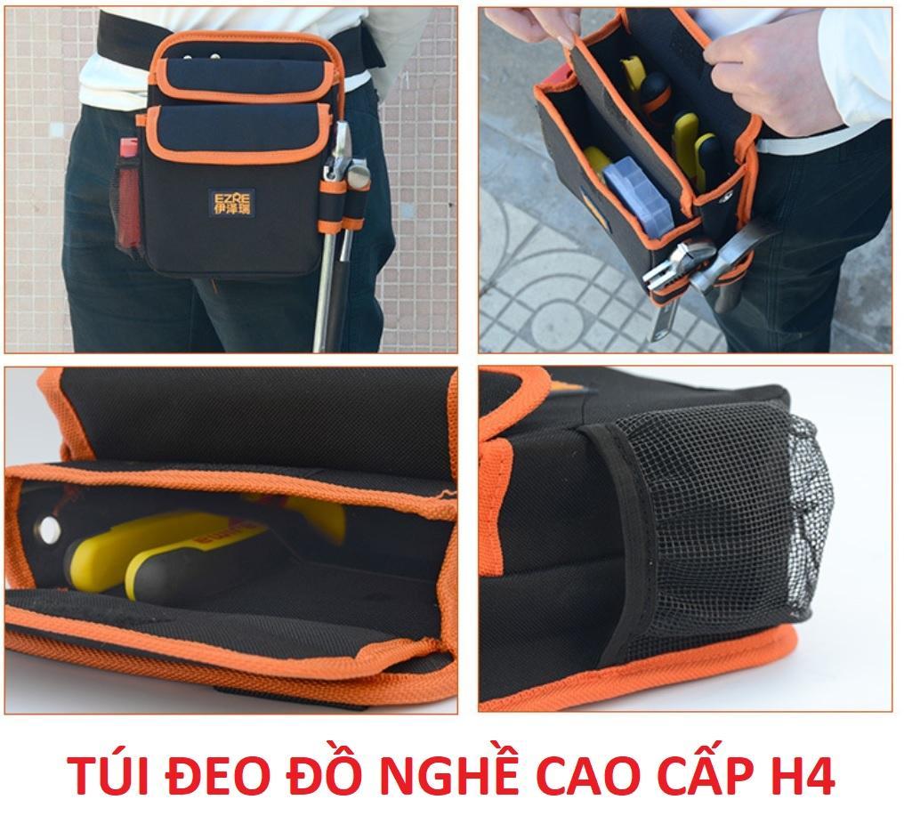 Hình ảnh Túi đeo đồ nghề cao cấp H4