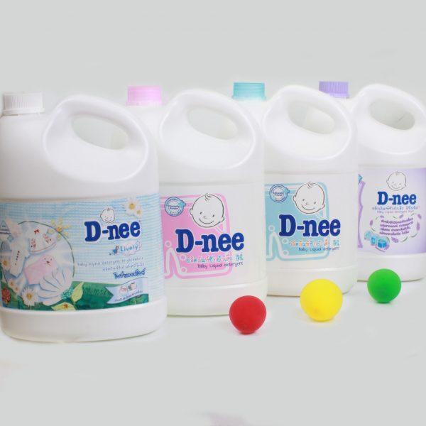 Nước giặt Dnee Thái Lan