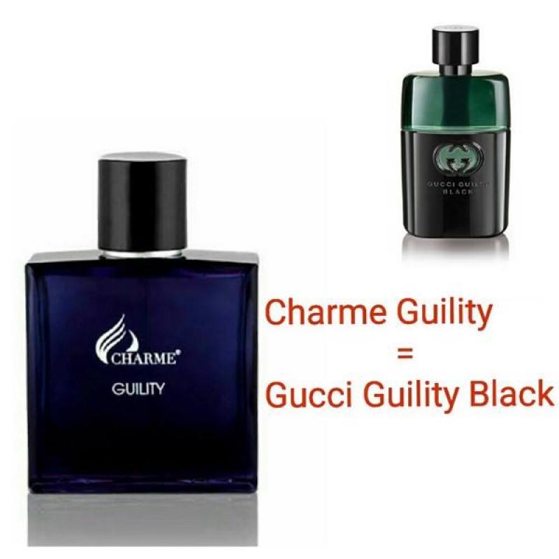 Nước hoa nam Charme Guility(50ml) - ĐẲNG CẤP CỦA SANG TRỌNG