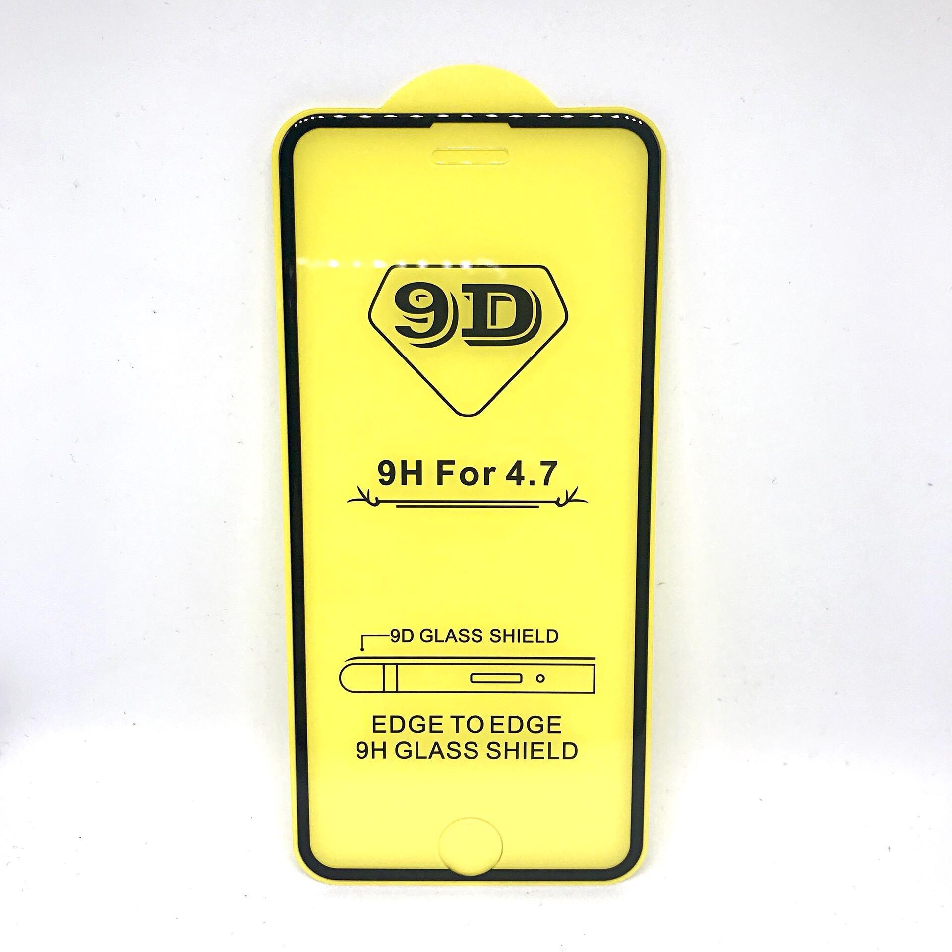 Hình ảnh Kính cường lực 9D full màn hình (Đen) cho iPhone 7 plus / 8 plus - Không chấm liti, không hở mép