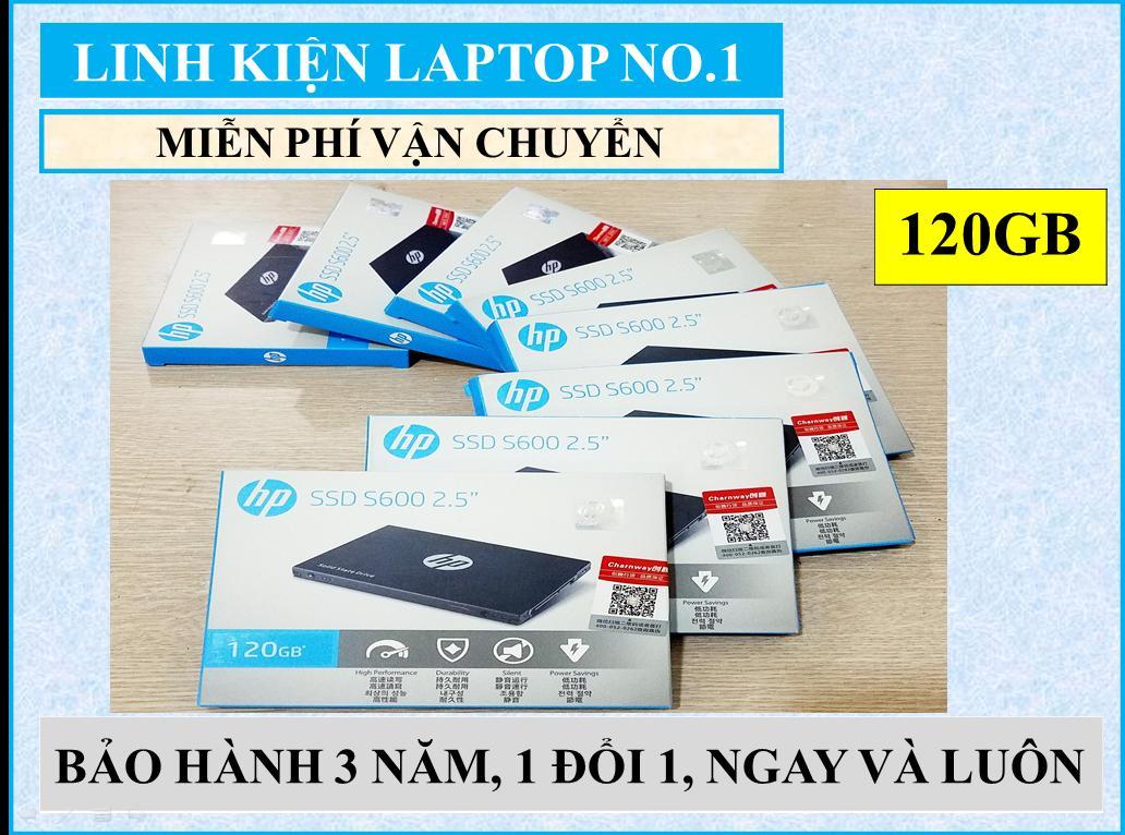 Hình ảnh Ổ cứng SSD HP S600 120GB SATA